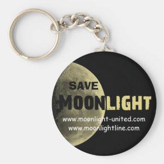 Save Moonlight Keychain