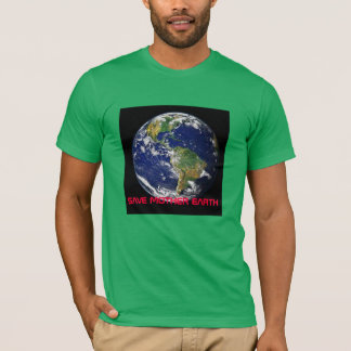 """SAVE MOTHER EARTH"" Tee"