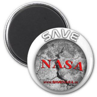 Save NASA! Magnet-Standard (recommended) Magnet