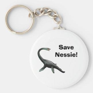 Save Nessie! Keychain