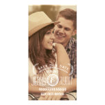SAVE OUR DATE | SAVE THE DATE ANNOUNCEMENT PERSONALIZED PHOTO CARD