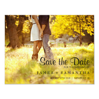 SAVE OUR DATE | SAVE THE DATE CARD