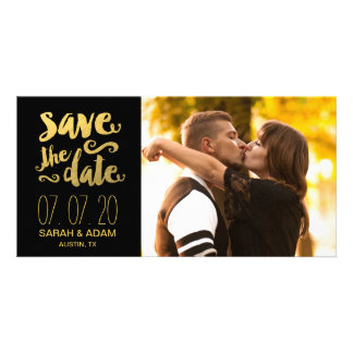 Save Our Date | Save the Date Photo Card