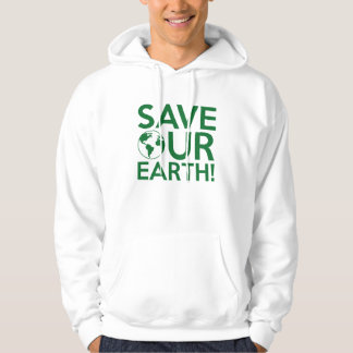 Save Our Earth Hoodie