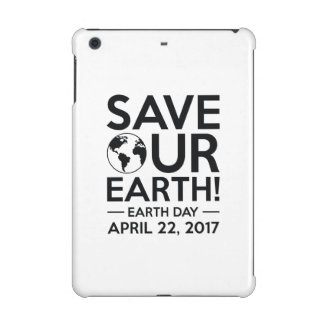 Save Our Earth iPad Mini Cases