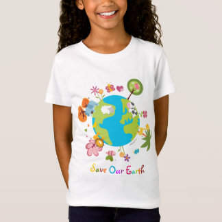 Save Our Earth Kids Tees