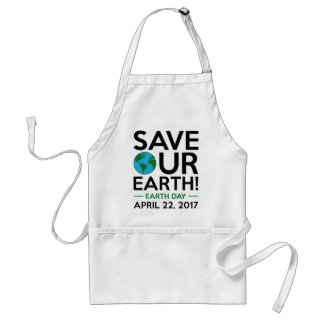 Save Our Earth Standard Apron
