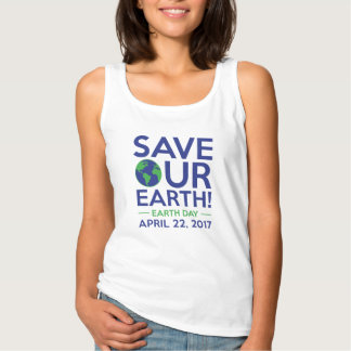 Save Our Earth Tank Top