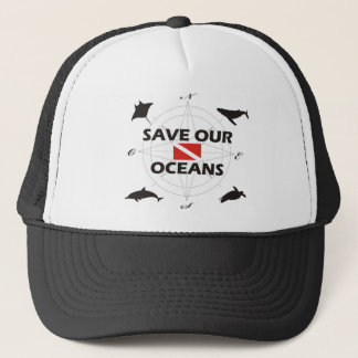 Save Our Oceans - Hat