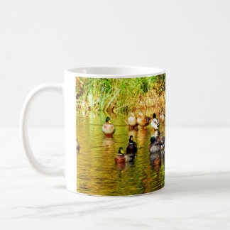 Save Our Planet Migratory Waterfowl mug