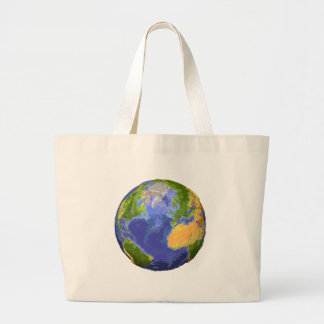 Save Our Planet Products & Designs! Large Tote Bag