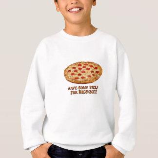 Save Pizza for BIGFOOT - Multi Clothes Sweatshirt