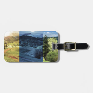 Save Planet Earth Bag Tag