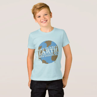 """""""Save Planet Earth"""" T-Shirt"""