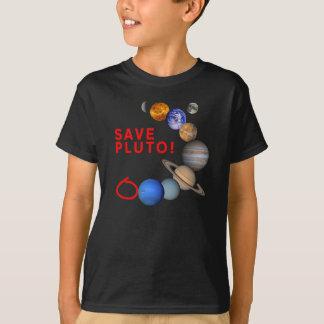 Save Pluto (Solar System) T-Shirt