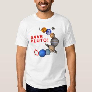 Save Pluto (Solar System) Tshirt