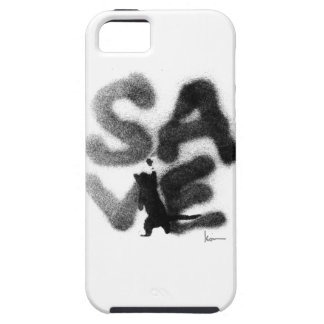 """SAVE"" Rescue Pets! iPhone 5 Cover"