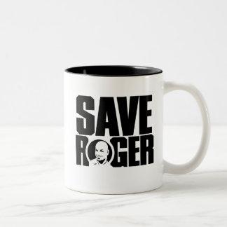 Save Roger Mug