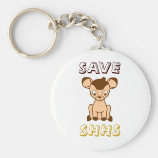 SAVE SHHS Key Chain