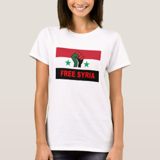 SAVE SYRIA M.png T-Shirt