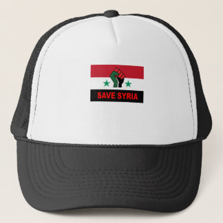 SAVE SYRIA.png Trucker Hat
