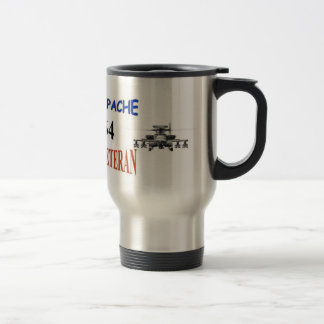 SAVE THE APACHE ride a VET Travel Mug