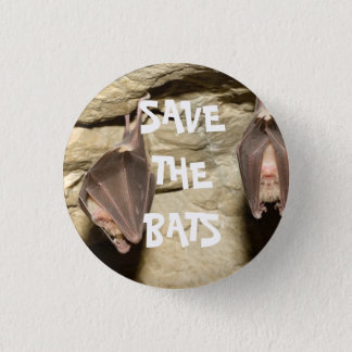 SAVE THE BATS BUTTON