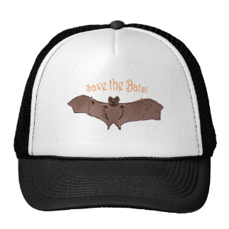 Save the Bats! Trucker Hat