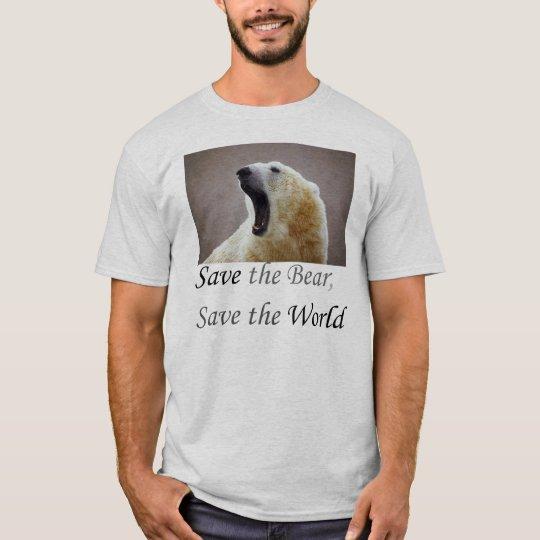 Save the Bear T-Shirt