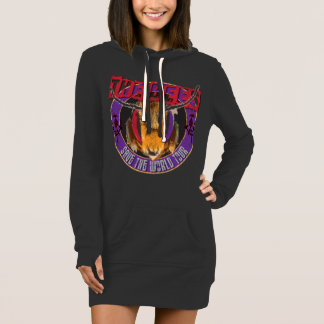 Save the Bee! Save the World! Rock & Roll Bee Dress