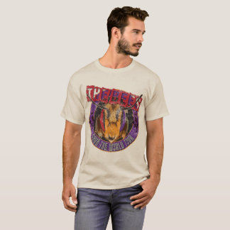 Save the Bee! Save the World! Rock & Roll Bee T-Shirt