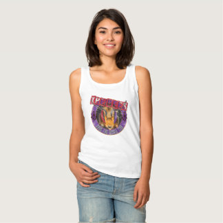 Save the Bee! Save the World! Rock & Roll Bee Tank Top