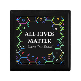 Save The Bees - All Hives Matter Gift Box