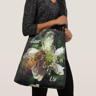 Save The Bees Handbag