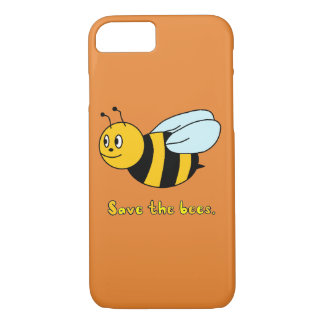 'Save the Bees' iPhone 7 Case