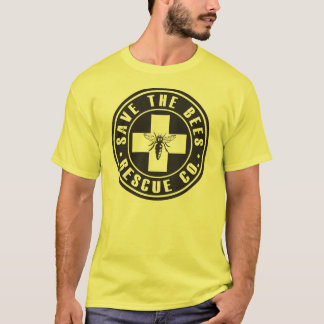 Save the Bees Rescue Co. T-Shirt