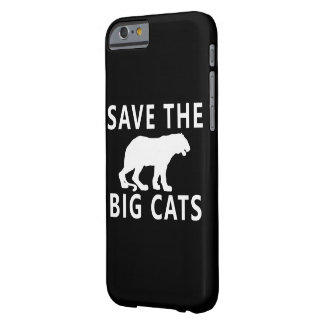 SAVE THE BIG CATS Iphone 6/6S Case