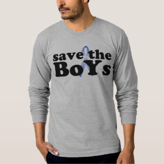 Save the BoYs™ Men's Long Sleeve T-Shirt
