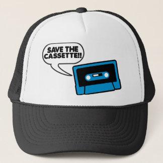 Save The Cassette Trucker Hat
