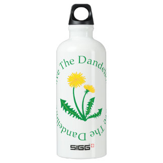 Save The Dandelions Water Bottle