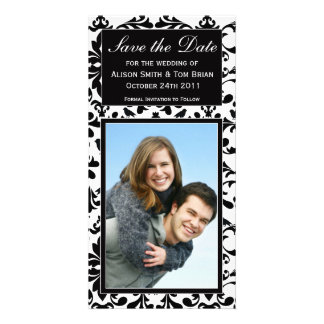 Save the Date Card Customized Photo Card