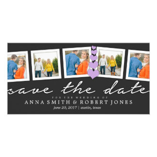 Save the Date Collage | WEDDINGS Customized Photo Card