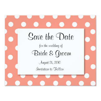 Save The Date (CUSTOMIZE IT TO MAKE IT YOURS) Card