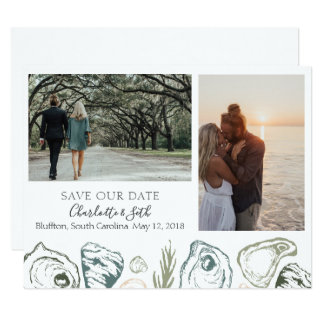 Save the Date for Charlotte Card