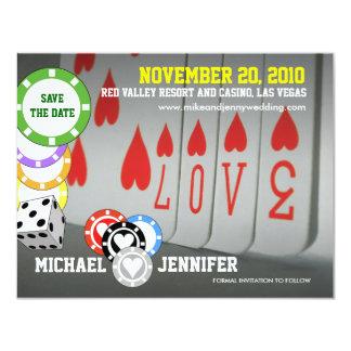 Save The Date Invitation Love Card 6
