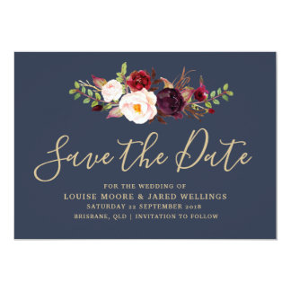 Save the Date - Lucy Suite Card