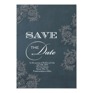 Save the Date No. 5 5x7 Paper Invitation Card