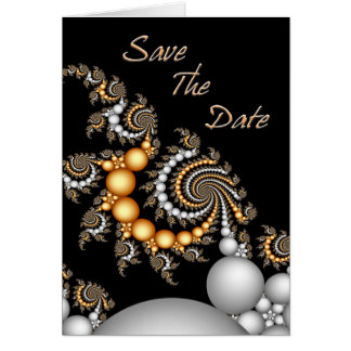 Save The Date Notecard Stationery Note Card