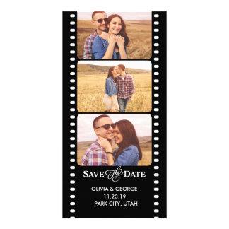 Save the Date | Photobooth Photocard Card