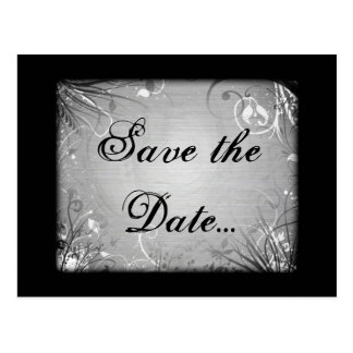 Save the Date... Postcard